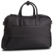 Чанта за лаптоп CALVIN KLEIN - Strike Slim Laptop Bag K50K504277 001