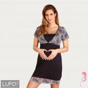 Lupoline Voedingsshirt / Zwangerschapsshirt Romantic Pink