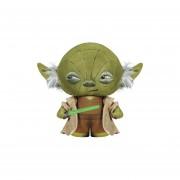 Yoda Funko Fabrikations Star Wars Maestro Jedi Peluche Premium Plush-Multicolor
