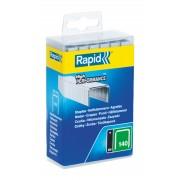 Capse Rapid 140 16 mm galvanizate 2.000 cutie polipropilena