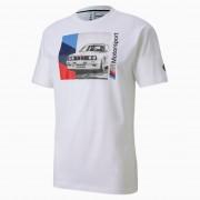 PUMA BMW GRAPHIC TEE - 596102-02 / Мъжка тениска