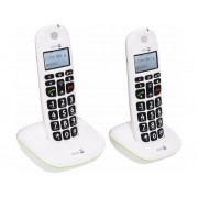 Doro Teléfono Fijo duo DORO Phone Easy 110 blanco