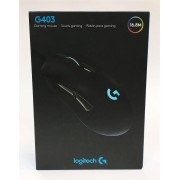 Logictech Logitech G403 Prodigy Wired Optical Gaming Mouse - Black
