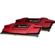 G.Skill 16 GB DDR4-RAM - 2800MHz - (F4-2800C15D-16GVRB) G.Skill Ripjaws V Kit CL15