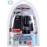 ANSMANN Charger akkumuátor töltõ mobil és kamera akkuk töltésére
