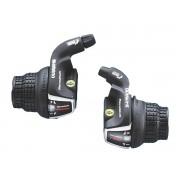 Set manete schimbator SHIMANO SL-RS35 3x7vit