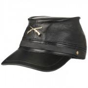 Civil War Hat Black Staatenmütze