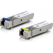Ubiquiti U Fiber Single-Mode - SFP (mini-GBIC) transceiver module - Gigabit Ethernet - 1000Base-BiDi (pack of 2)