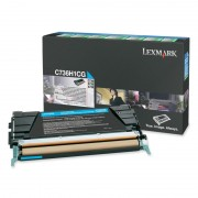 LEXMARK Cartridge for C736/X736/X738 - 10 000 pages, Cyan (C736H1CG)