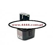 Bateria Hitachi EB9 2000mAh 19.2Wh NiMH 9.6V