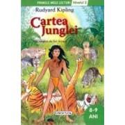 Cartea junglei - Primele mele lecturi - Nivelul 2
