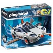 Agentul P. Cu Masina De Curse Playmobil