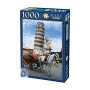 DToys Puzzle 1000 Famous Places 03 (07/64288-03)
