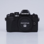 0lympus E-M10 Mark III OM-D Body Only Digital Camera - Black