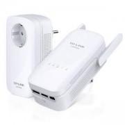 Powerline Адаптер TP-Link TL-WPA8630 KIT AV1200 Gigabit AC, TL-WPA8630KIT_VZ