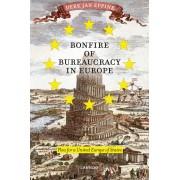 Lannoo Bonfire of bureaucracy in Europe - Derk Jan Eppink - ebook