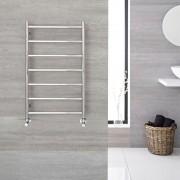 HudsonReed Sèche-serviettes eau chaude 50cm x 80cm - Quo chromé - 257 watts