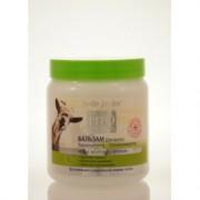 Balsam-masca cu proteine din lapte de capra pentru par fragil