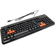 Клавиатура A4Tech X7-G300 Black USB