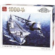 Puzzle King - Command by Sea, 1.000 piese (05624)