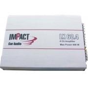 amplificatore impact lx60.4 4 canali 600 watt