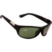 ZOSTAL Rectangular Sunglasses(Green)