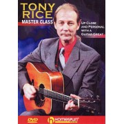Tony Rice Master Class: Up Close and Personal With a Guitar Great [DVD]