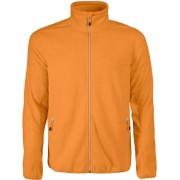 Printer Fleece Vest Rocket 2261502 Oranje - Maat 3XL