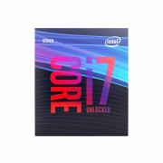 "Intel Coffeelake-s lga1151 i7-9700F - 8 cores "" 8 threads , 3.0Ghz box cpu "" 4.7Ghz turbo boost"