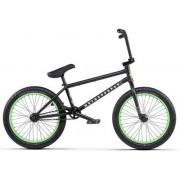 "Wethepeople Trust Cassette 20"" 2020 Vélo BMX Freestyle (Matt Black)"