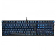 Геймърска механична клавиатура roccat suora, ttc brown суичове roc-key-12-201