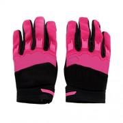 ELECTROPRIME Fox Racing Race Gloves - Motocross ATV Dirt Bike Gear Rose Red L