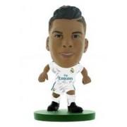 Figurina Soccerstarz Real Madrid Carlos Casemiro Home Kit