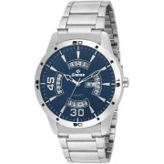 Gionee MRT-1035 Silver Stylish Watch For Men's