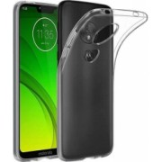 Husa Motorola Moto G7 Power - Iberry TPU UltraSlim Transparent