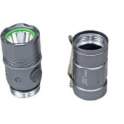 Spero Small Sun CREE LED Rechargeable Flashlight 3 Mode Torch
