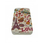 Capa Bolsa Paris Apple iPhone 5 / 5S / SE