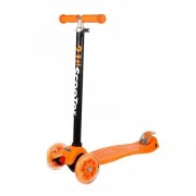 Trotineta Copii cu Roti din Silicon 201314 21ST Scooter Orange