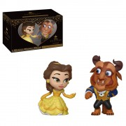 Mystery Mini Disney Principesse - La Bella e la Bestia Figure Mystery Mini 2-Pack