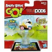 Angry Birds GO! Telepods Kart WHITE Bird by Hasbro Toys [Toy] by Hasbro Toys