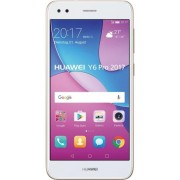 "Telefon Mobil Huawei Y6 Pro (2017), Procesor Quad-Core 1.4GHz, IPS LCD Capacitive touchscreen 5"", 2GB RAM, 16GB Flash, 13MP, Wi-Fi, 4G, Single SIM, Android (Auriu) + Cartela SIM Orange PrePay, 6 euro credit, 4 GB internet 4G, 2,000 minute nationale si int"