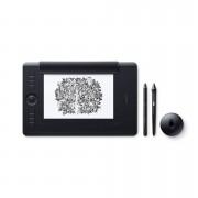 Wacom Intuos Pro Pen and Touch Large Paper - професионален клас графичен таблет за рисуване (черен)