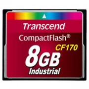 Карта памет Transcend 8GB CF CARD (CF170), Compact Flash, TS8GCF170
