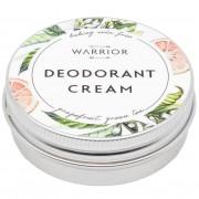 Deodorant Crme - Baking Soda-Vrij - Grapefruit & Groene Thee - Warrior Botanicals