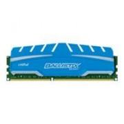 Ballistix Sport XT - DDR3 - 4 Go - DIMM 240 broches - 1600 MHz / PC3-12800 - CL9 - 1.5 V - mémoire sans tampon - non ECC
