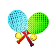 Outdoor Indoor Sports Toy Table Tennis Championship Game Consisting Racquet and Balls for Little Sports Star