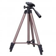 WT3130 Portable Camera Statief aluminium met Quick release plaat Tuimelaar voor Canon Nikon Sony DSLR Camera DV Camcorder