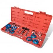 vidaXL Инструменти за монтаж & демонтаж на семеригни от 21,5 до 64 мм
