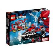 Salvarea cu motocicleta a lui Spider-Man