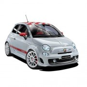 RS82 1/24 Abarth 500 Esseesse by FUJIMI